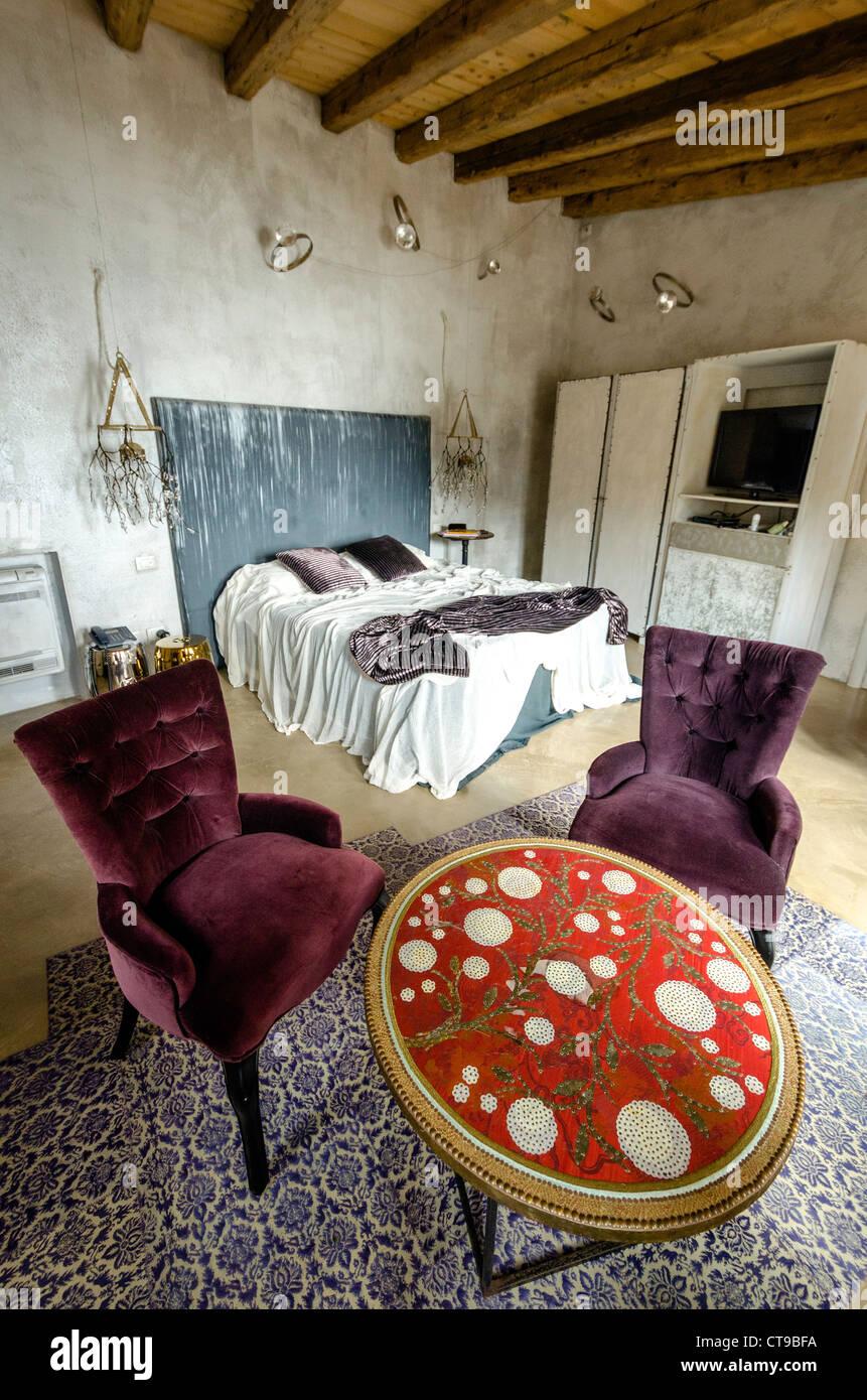 Interior Room L Eco Del Mare Hotel Lerici Tuscany Italy