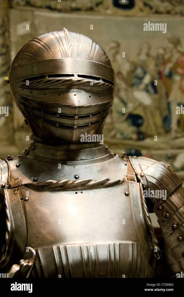 Field Armor Stock & - Alamy