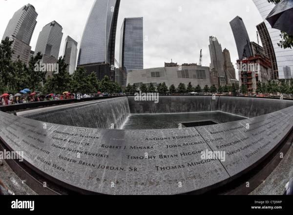 World Trade Center Ground Zero Memorial