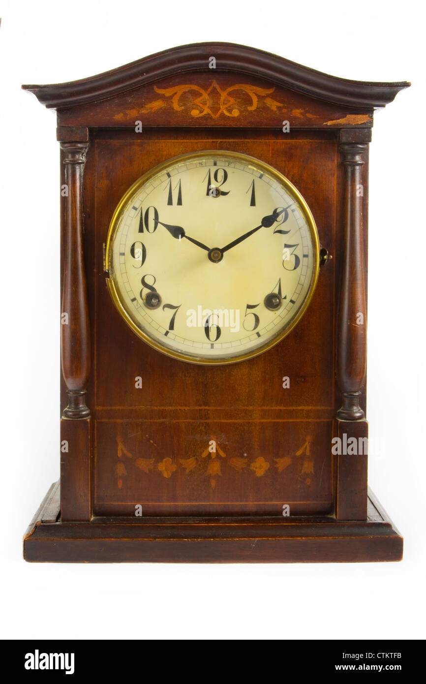 Antique Clock Wooden Stock Photos Amp Antique Clock Wooden Stock Images Alamy