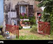 french country cottages