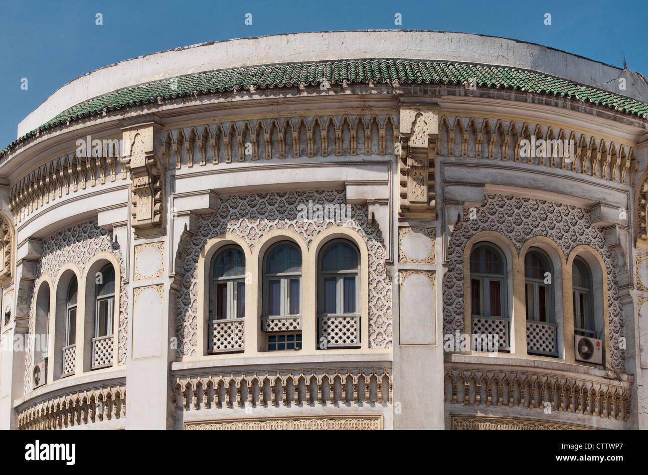 https www alamy com stock photo art deco architecture in casablanca morocco 49719551 html
