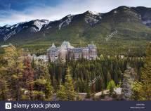 Banff Springs Fairmont Stock &