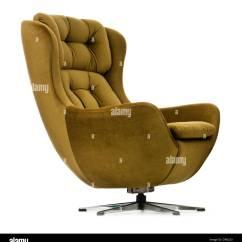 Swivel Chair Egg Better Homes And Gardens Cushions Vintage 1970 39s Tilt Green Upholstered