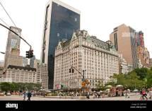 Plaza Hotel Grand Army York City Manhattan