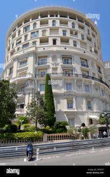 Hotel De Paris Monte Carlo Monaco Principality French