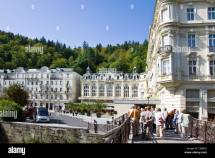 Grand Hotel Pupp Karlovy Vary Czech Republic