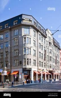 Cafe Imperial Prague Stock &