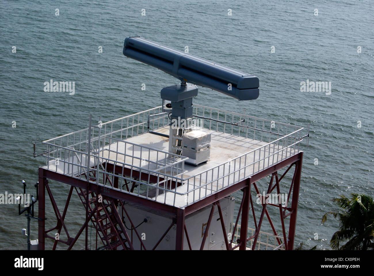 National weather service marine forecast. Modern Radar Surveillance On The Arabian Sea Kerala Coastal Region For Monitoring Ships And Detecting Pirate Boats Stock Photo Alamy