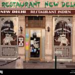 Indian Restaurant Exterior High Resolution Stock Photography And Images Alamy