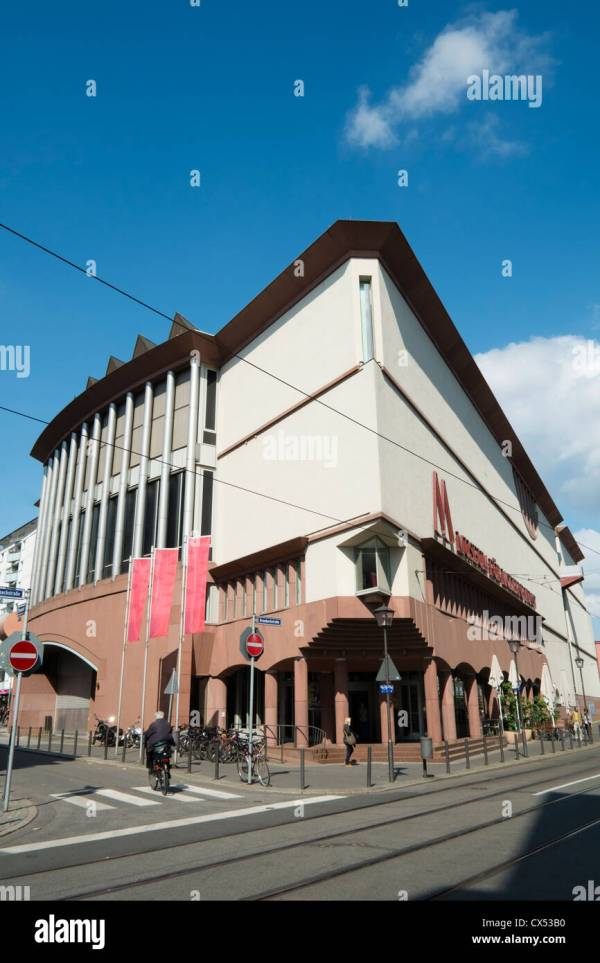 Museum Modern Art Frankfurt Stock &