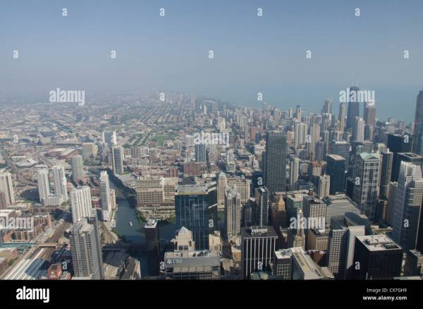 Sky Deck Chicago Stock &