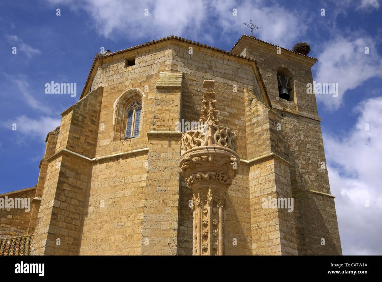 The Church Of Santa Maria And Jurisdictional Cross In