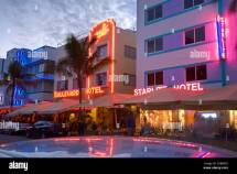 Hotels Ocean Drive South Beach City Of Miami