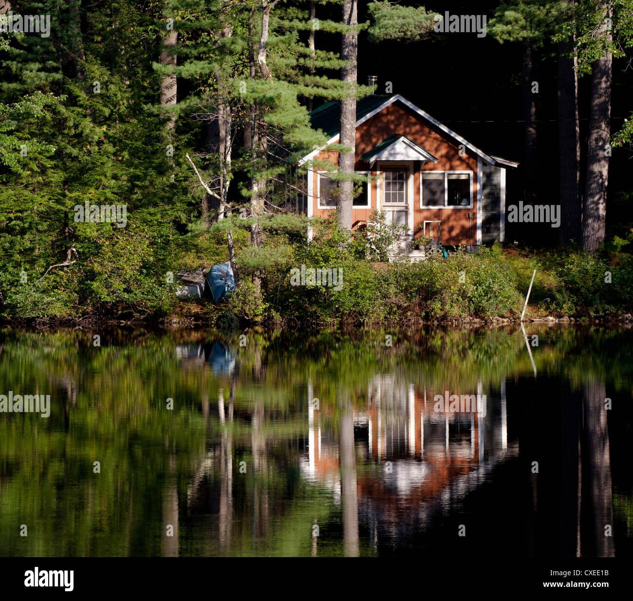 Cabin Woods Usa Stock Photos Amp Cabin Woods Usa Stock