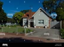 Modest 1950' Bungalow House Cottage Adelaide Australia