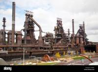 Steel Stacks campus in Bethlehem PA Stock Photo: 50896147