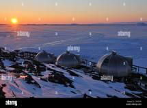 Igloos Of Aluminum Arctic Hotel Ilulissat