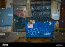 Trash Dumpster Alley