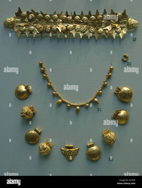 Etruscan Gold Jewelry Museum