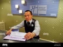 Holiday Inn Express Front Desk Uniforms