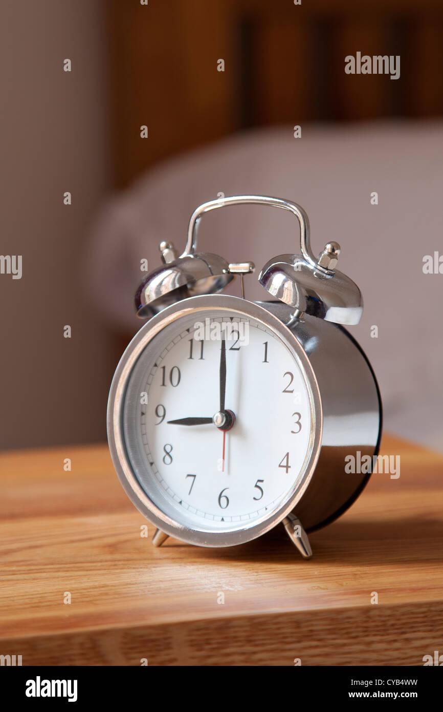 Great Alarm Bedside - alarm-clock-by-bedside-set-at-9-am-CYB4WW  Photograph_614077.jpg