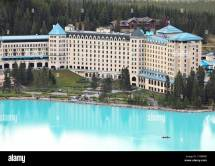 Fairmont Chateau Lake Louise Banff