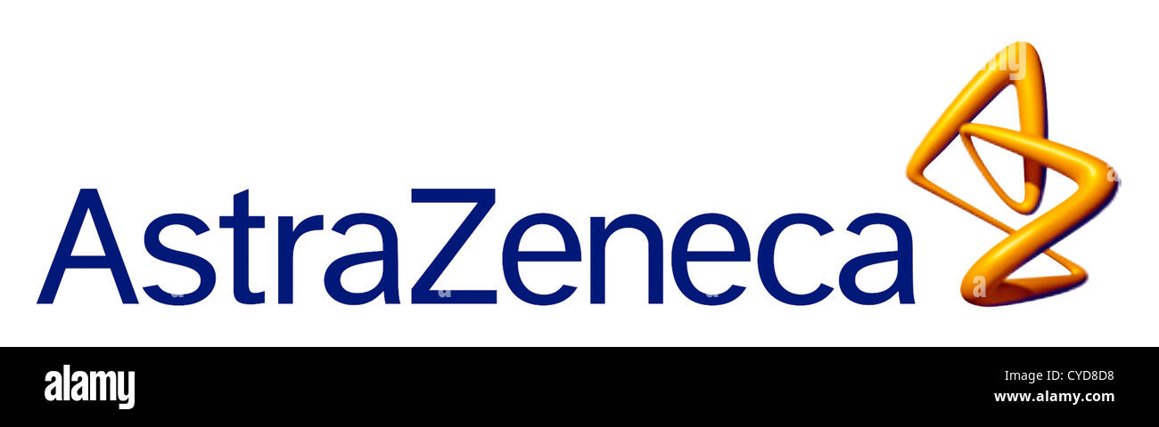 https www alamy com stock photo logo of the british pharmaceutical company astrazeneca with seat in 51308468 html