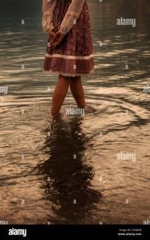 Barefoot Vintage Dress