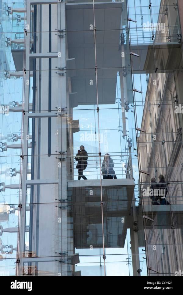 Glass Elevators Stock &