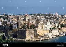 View Fort St Michael Upper Barracca Gardens Valletta
