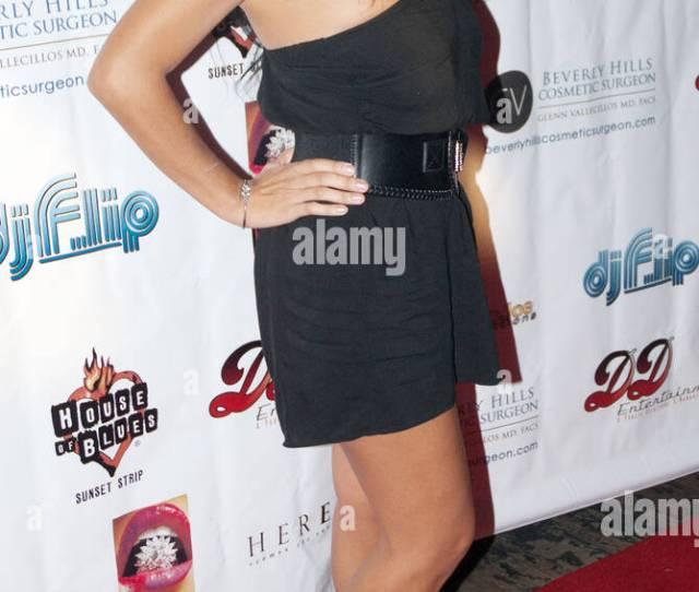 Vanessa Brink Aka Cassandra Cruz Joslyn James Birthday Celebrations Held At House Of Blues Los Angeles