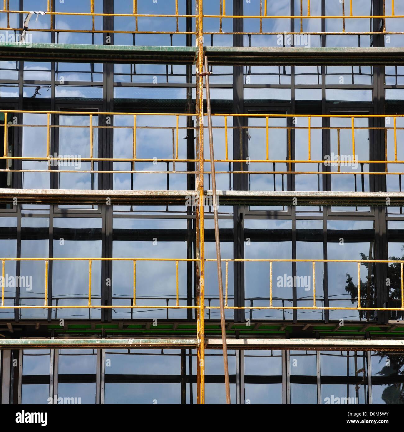 Facade Mesh Stock Photos Amp Facade Mesh Stock Images Alamy