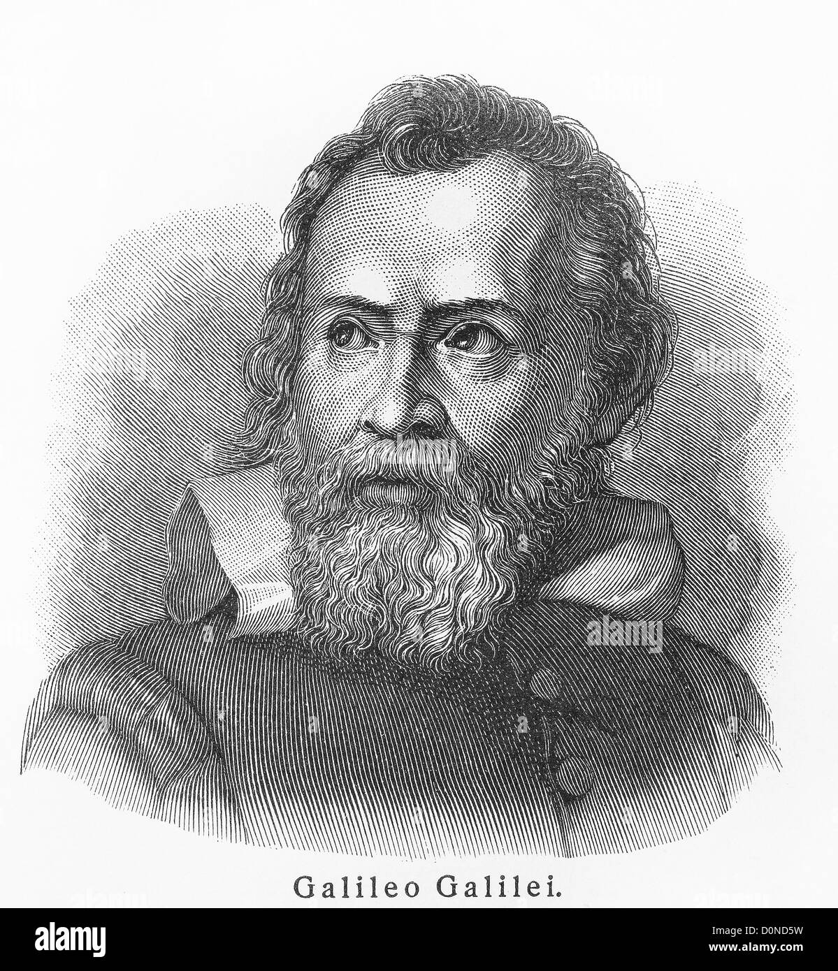 Galileo Galilei And Telescope Stock Photos Amp Galileo
