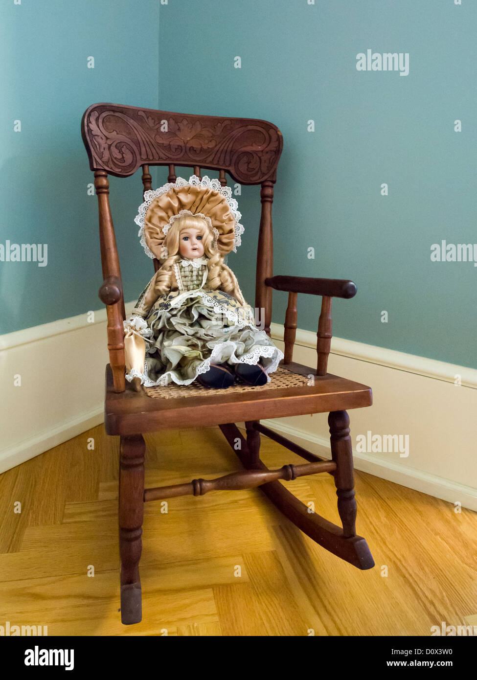 antique rocking chair price guide land of nod doll | furniture