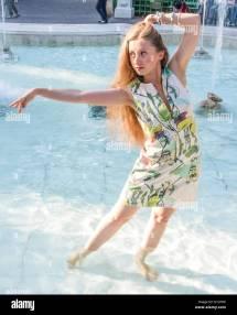 Dancing Barefoot Stock &