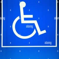 Wheelchair Emirates Walking Stick Chair Seat Dubai United Arab Pictogram Stock Photo