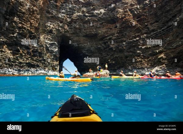 Na Pali Coast Kauai Sea Cave Tour