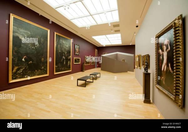 Statens Museum for Kunst Copenhagen
