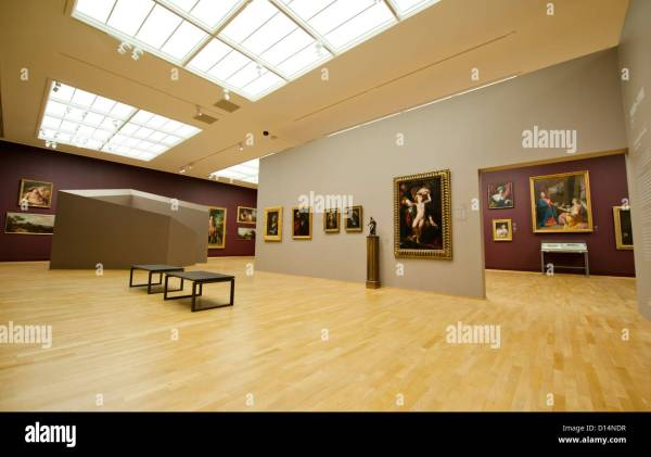Statens Museum Kunst Copenhagen Collection Of Stock Royalty Free