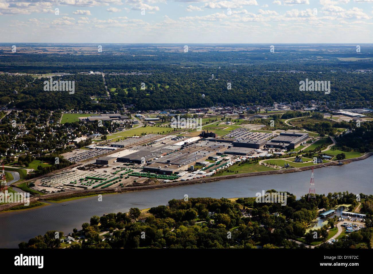 John Deere Factory Moline Illinois