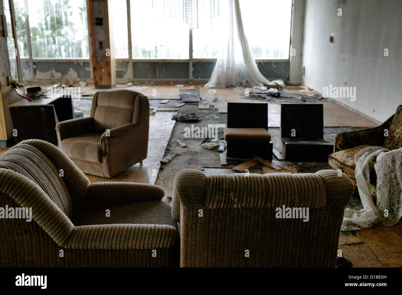 sofa army germany cheap sofas tampa ms wald back in the old abandoned furniture