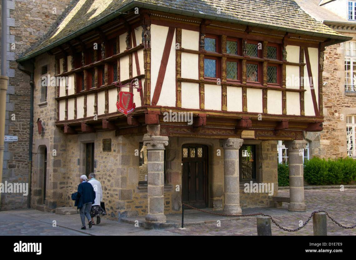 16th Century French Home - keratry-mansion-house-dating-from-the-16th-century-old-town-dinan-D1E7E9_Wonderful 16th Century French Home - keratry-mansion-house-dating-from-the-16th-century-old-town-dinan-D1E7E9  Picture_20861.jpg
