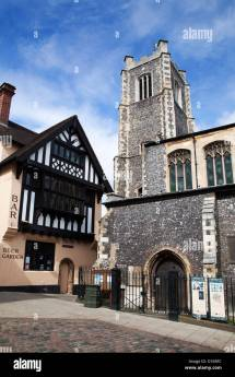 Pottergate Norwich Stock &