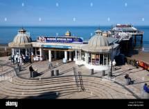 Cromer Pier Norfolk England United Kingdom