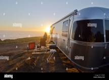 Camping Airstream California