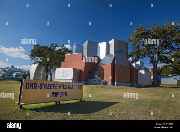 Biloxi Mississippi - Ohr-'keefe Museum Of Art