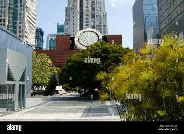 Moma San Francisco California Stock &