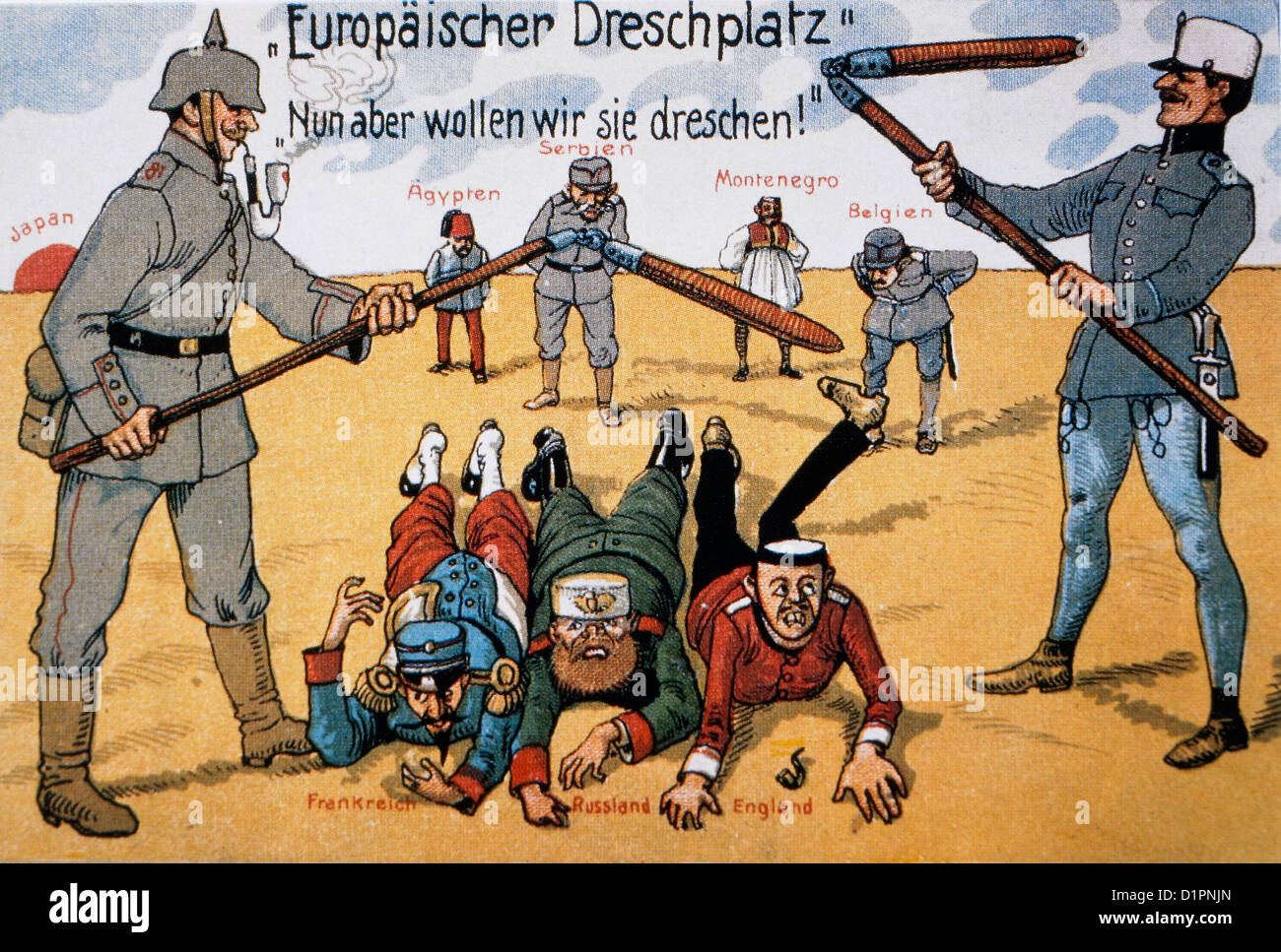 German War Propaganda Stock Photos Amp German War