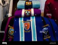 Shop display. Cambridge University Scarf Scarves and ...